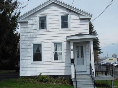 Oswego-City NY Single Family Home A-Active: $40,000