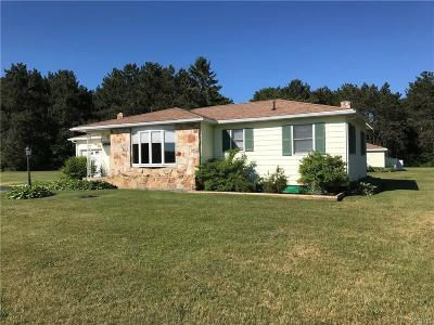Jefferson County Single Family Home Active Under Contract: 22191 County Route 47