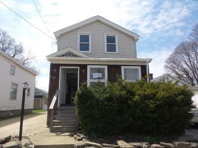 Oswego-City NY Single Family Home A-Active: $47,000