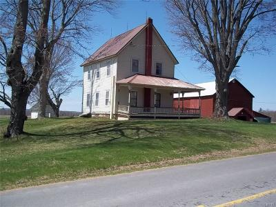 New Bremen NY Single Family Home C-Continue Show: $80,000