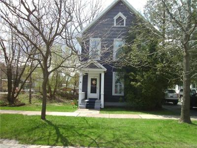 Jefferson County Single Family Home A-Active: 117 North Clinton Street
