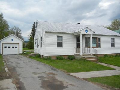Lowville NY Single Family Home C-Continue Show: $112,900