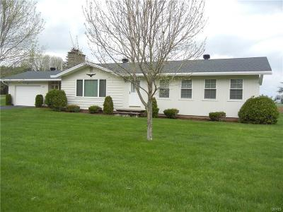 Croghan Single Family Home A-Active: 6501 Hilltop Road