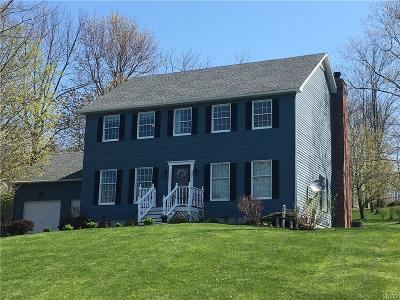 Oswego-City NY Single Family Home A-Active: $234,900