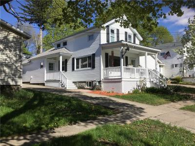Oswego-City NY Single Family Home C-Continue Show: $124,900