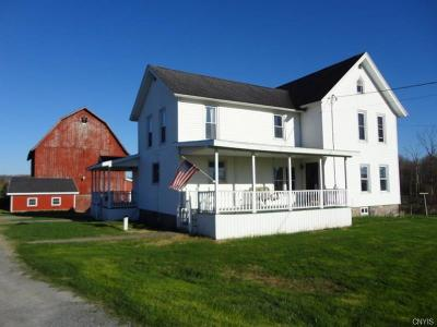 St Lawrence County Single Family Home A-Active: 598 County Route 11