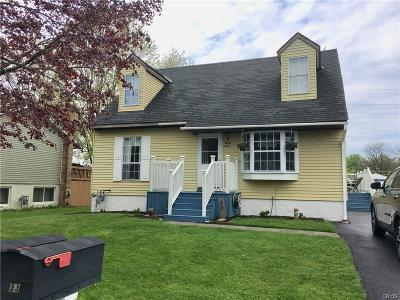 Oswego-City NY Single Family Home C-Continue Show: $104,900