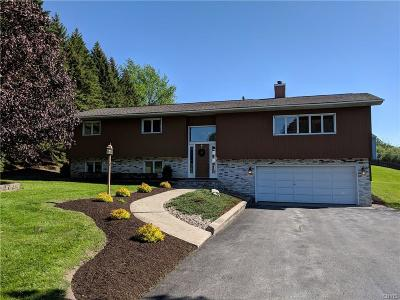 Jefferson County, Lewis County Single Family Home A-Active: 417 Newman Drive