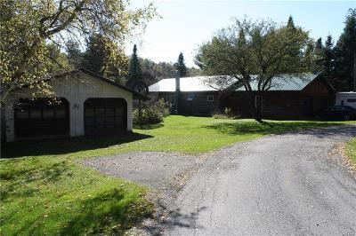 Jefferson County, Lewis County Single Family Home C-Continue Show: 34680 Schwendy Drive