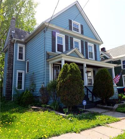 Watertown-City Single Family Home A-Active: 818 Academy Street
