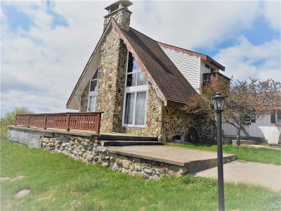 Remsen Single Family Home A-Active: 9657 Sixty Road