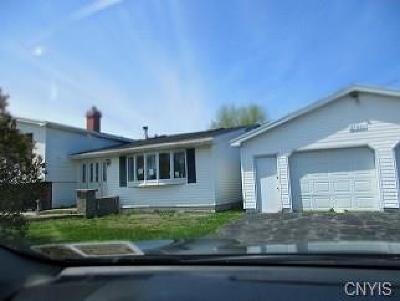 Single Family Home A-Active: 27091 Perch Lake Road