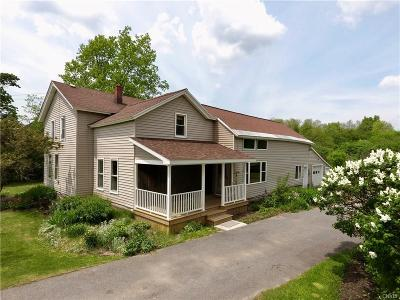 Rutland Single Family Home A-Active: 28279 Nys Route 126