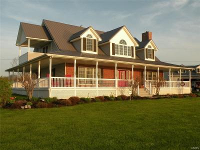 Cape Vincent NY Single Family Home A-Active: $469,000