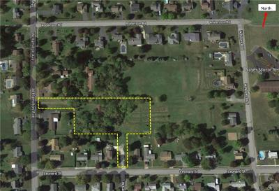 SHERRILL Residential Lots & Land A-Active: West Hamilton Avenue