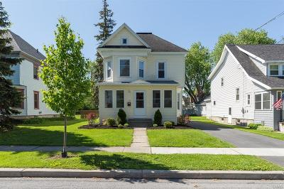 Watertown-City Single Family Home A-Active: 126 Bishop Street