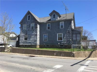Oswego-City NY Single Family Home A-Active: $49,900