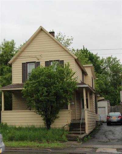 Watertown-City Single Family Home A-Active: 541 Arsenal Street