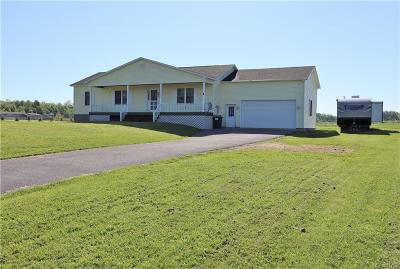 Jefferson County Single Family Home A-Active: 30730 Nys Route 37