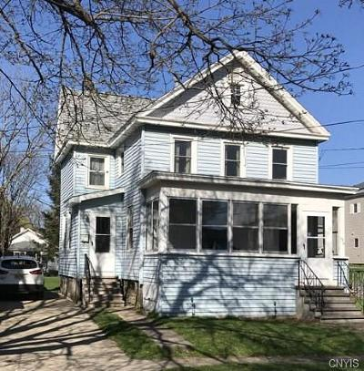 Oswego-City Single Family Home A-Active: 130 East 11th Street