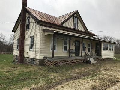 St Lawrence County Single Family Home A-Active: 520 State Highway 37