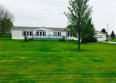 Jefferson County Single Family Home A-Active: 16407 County Route 189