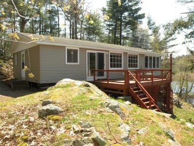 Alexandria NY Single Family Home A-Active: $249,000