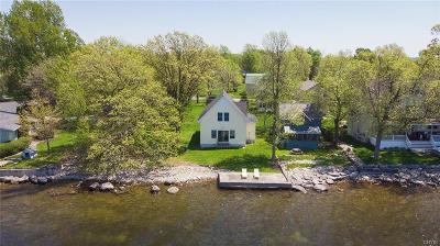 Single Family Home A-Active: 25401 Indian Point Road
