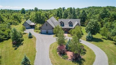 Jefferson County Single Family Home A-Active: 12955 County Route 72