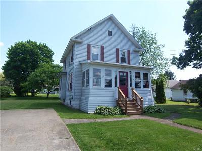 Sherrill Single Family Home A-Active: 144 Marshall Place