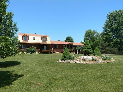 Single Family Home A-Active: 2595 Dalton Road