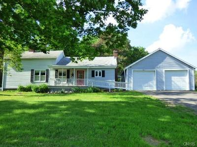 Hamilton Single Family Home A-Active: 6825 Airport Road
