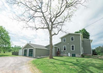 Single Family Home Sold: 10314 County Route 97