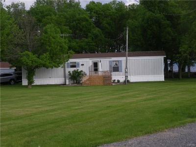 Three Mile Bay NY Single Family Home A-Active: $168,800