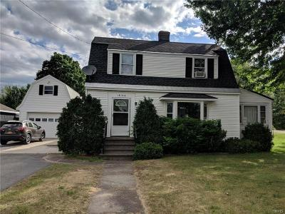 Adams Single Family Home A-Active: 18105 Ny State Route 177
