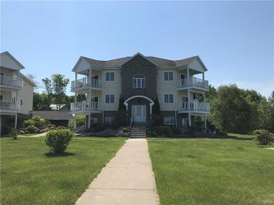 St Lawrence County Condo/Townhouse A-Active: 5 Dockside Drive