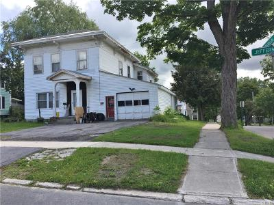 Jefferson County Single Family Home A-Active: 37 North Jefferson Street