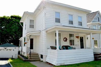 Single Family Home A-Active: 212 Syracuse Avenue