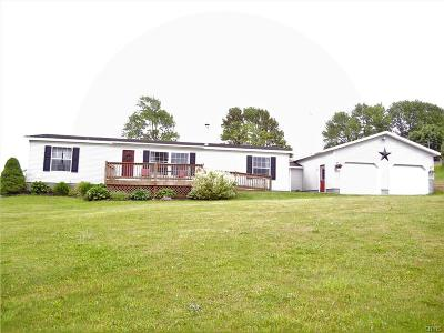 Lowville NY Single Family Home Sold: $135,000