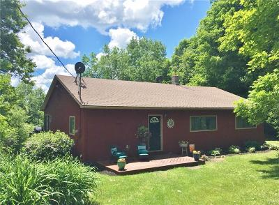 Hamilton Single Family Home A-Active: 7520 South Slope Drive