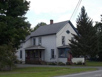 Single Family Home A-Active: 36012 Nys Route 180 Street
