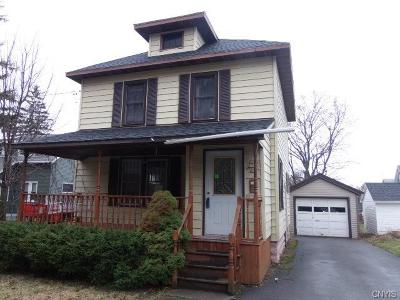 Watertown-City Single Family Home A-Active: 729 Cleveland Street
