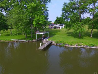 Single Family Home A-Active: 7400 Plainville Road