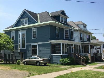 Oswego-City Multi Family 2-4 A-Active: 40 West Mohawk Street