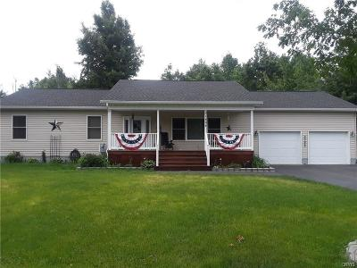 Rutland Single Family Home A-Active: 31484 Nys Route 3