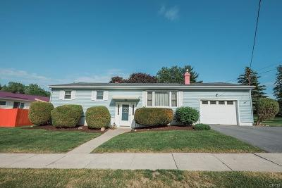 Watertown-City Single Family Home C-Continue Show: 234 North Pearl Avenue