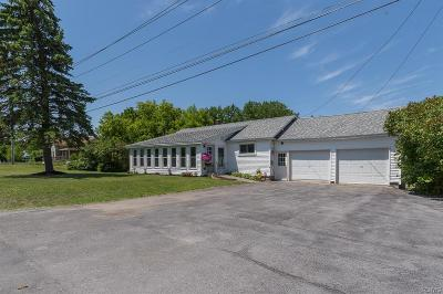 Adams Single Family Home A-Active: 12719 Us Route 11