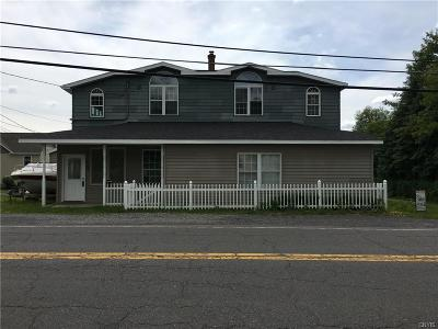 Single Family Home A-Active: 2359 Otisco Valley Road