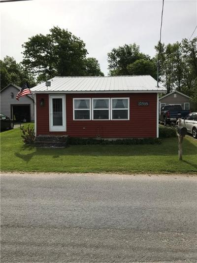 Single Family Home A-Active: 10316 County Route 125