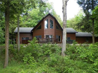 Boonville Single Family Home A-Active: 3467 Walker Road